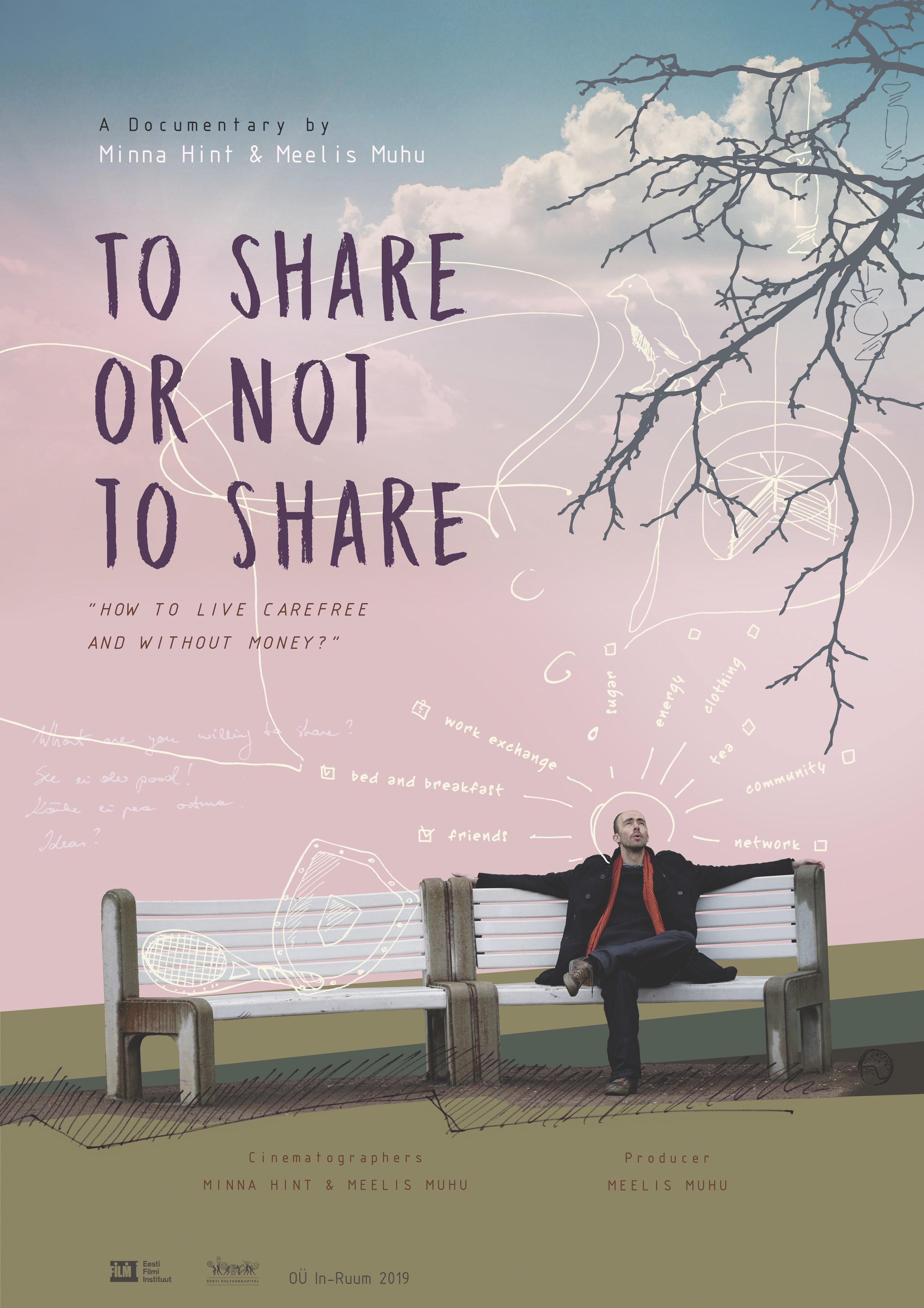 To Share or Not to Share poster