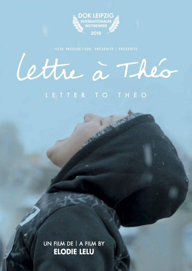 Letter to Theo poster