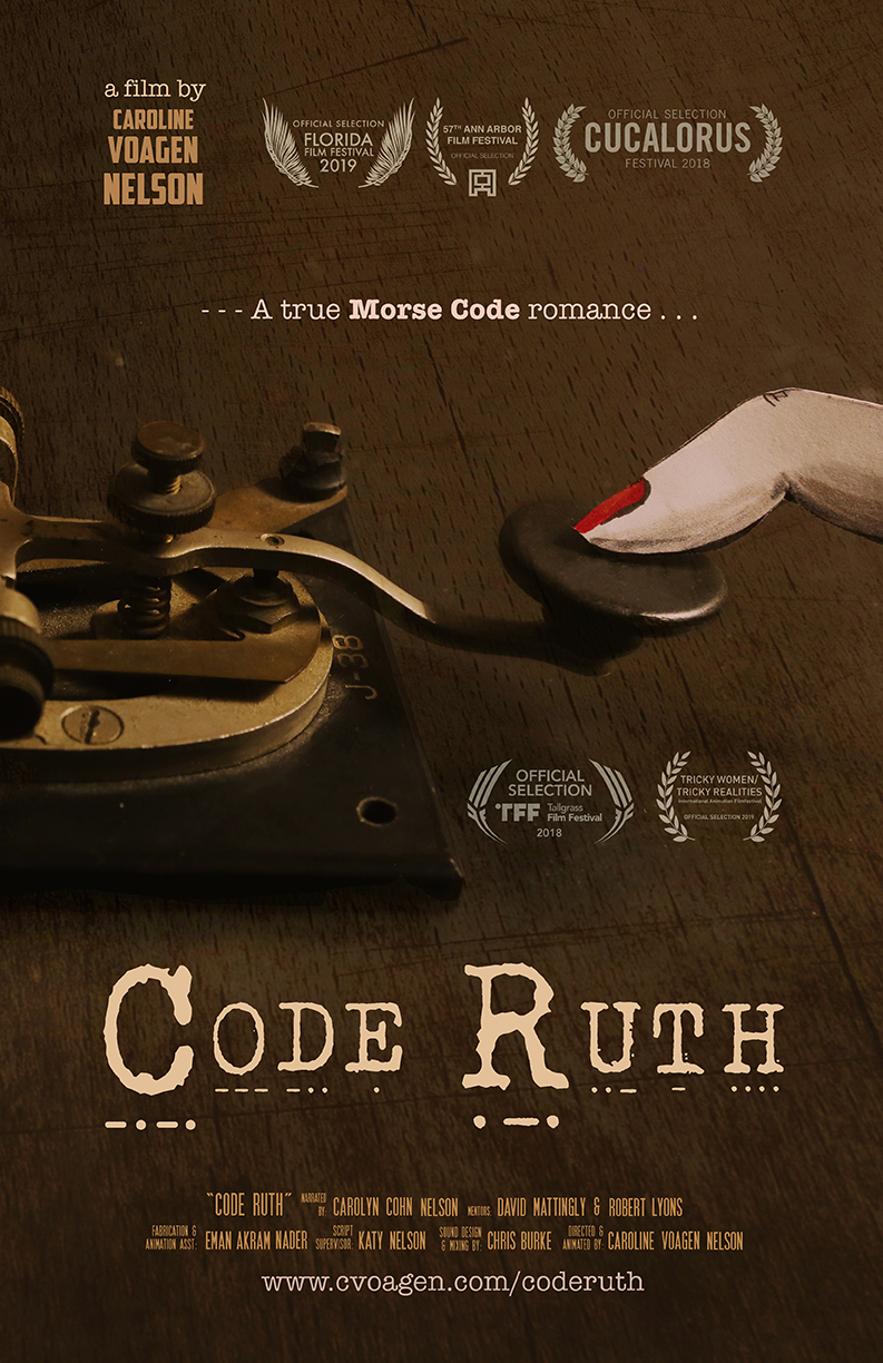 Code Ruth poster