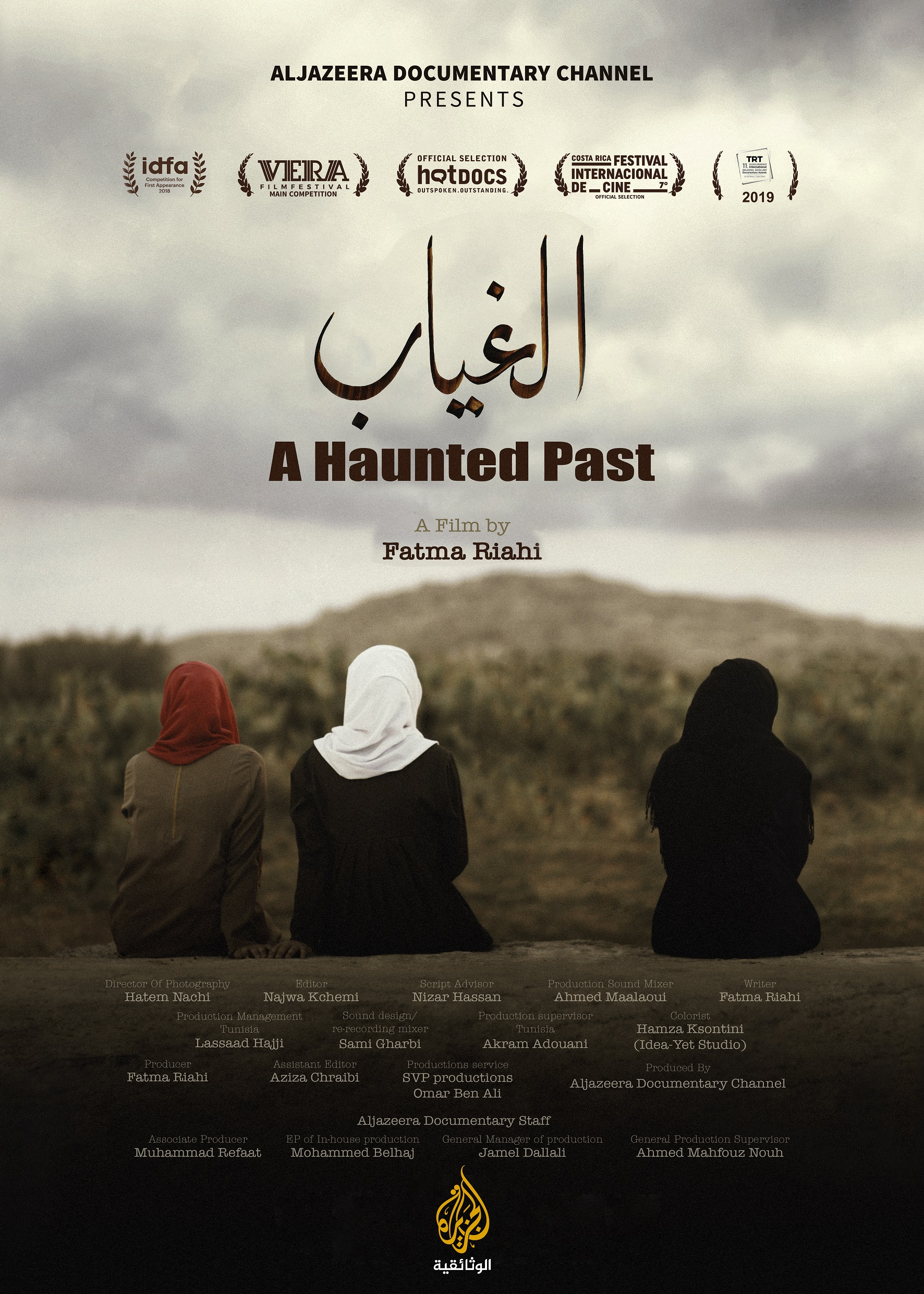 A Haunted Past poster