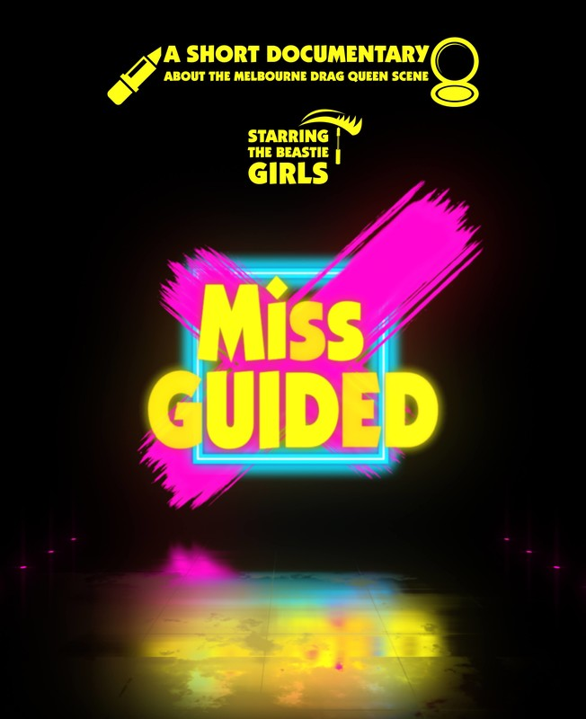 Miss Guided poster