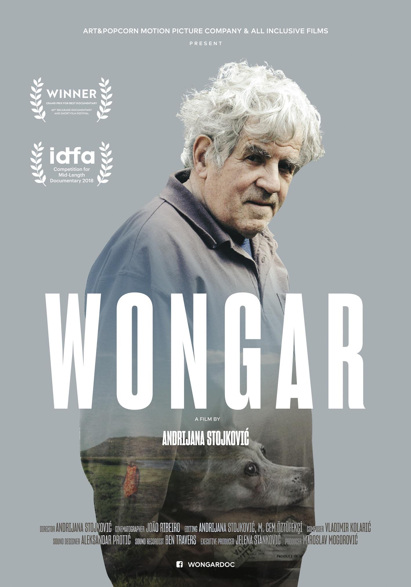 Wongar poster