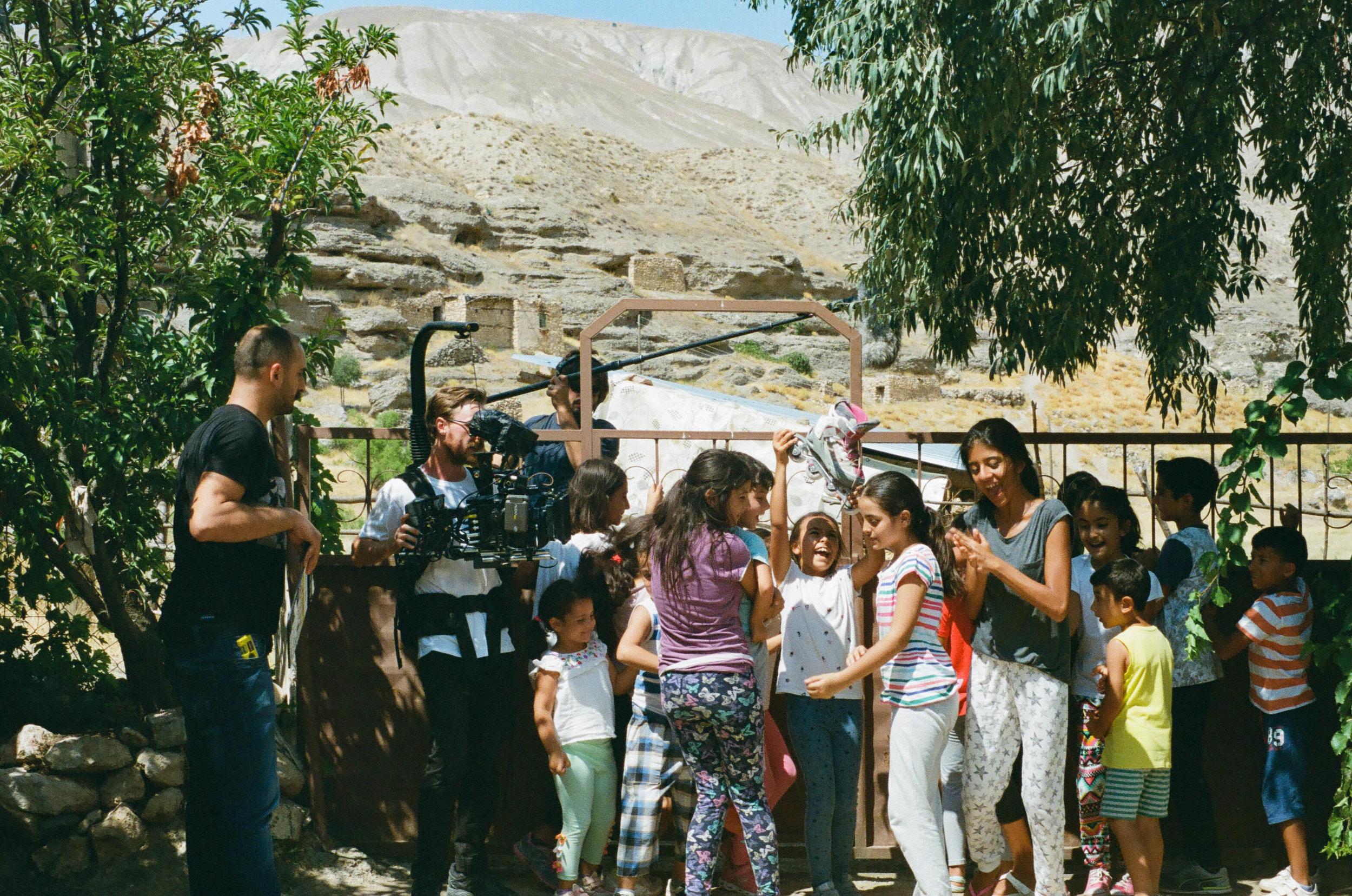 Behind the scenes of Kaya
