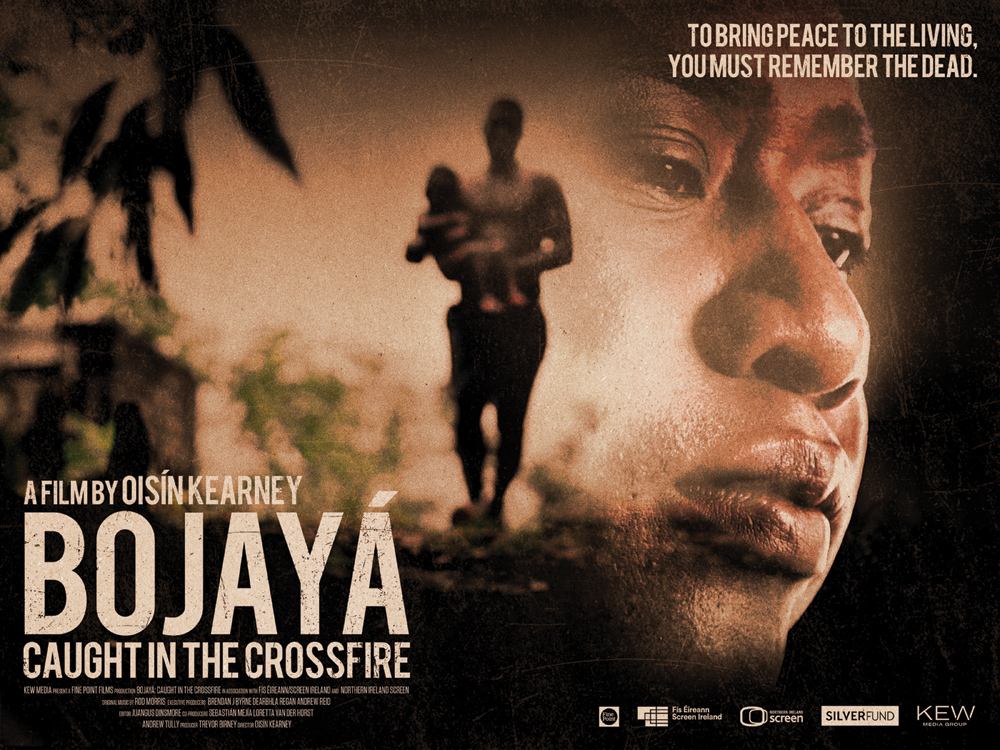 BOJAYÁ: Caught In The Crossfire poster