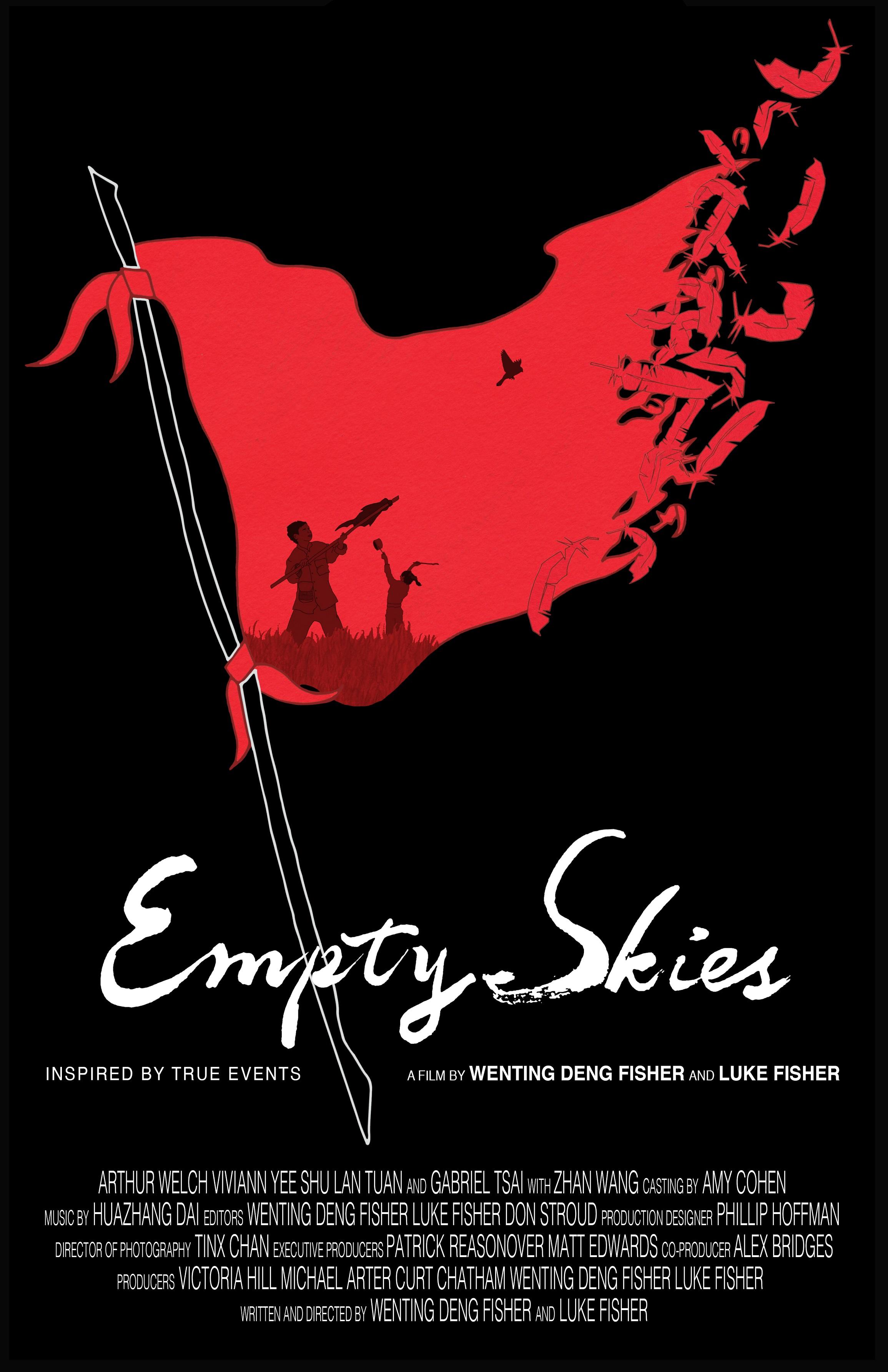 Empty Skies poster