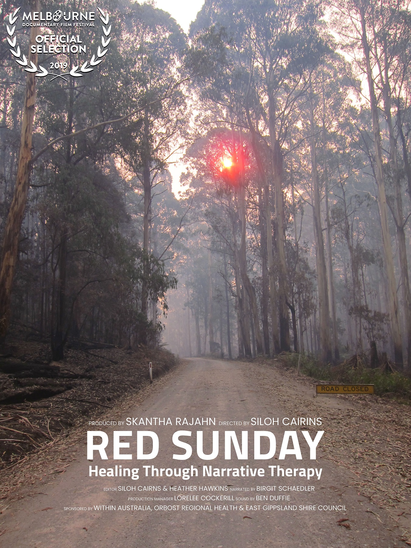 Red Sunday: Healing Through Narrative Therapy poster
