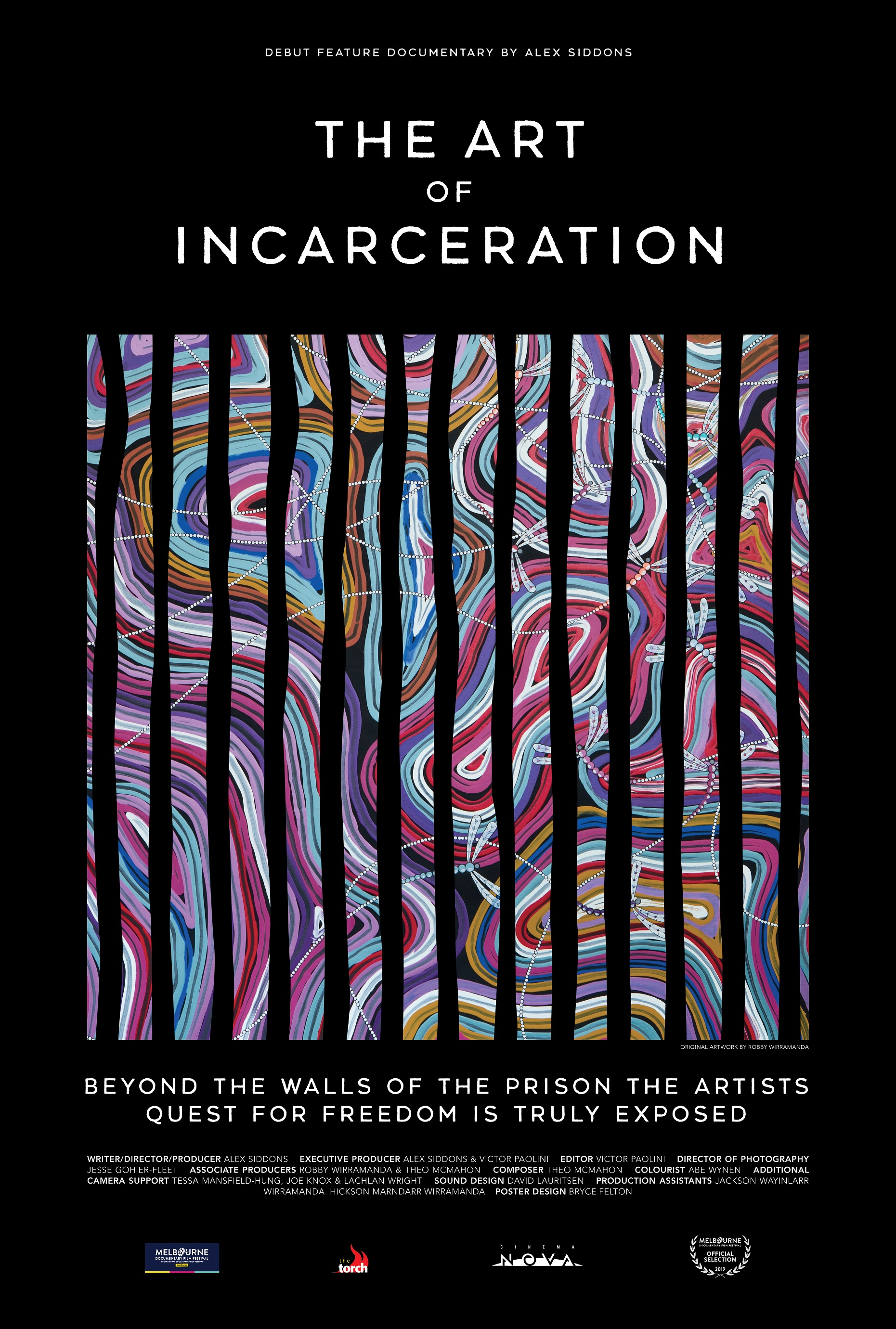 The Art of Incarceration poster