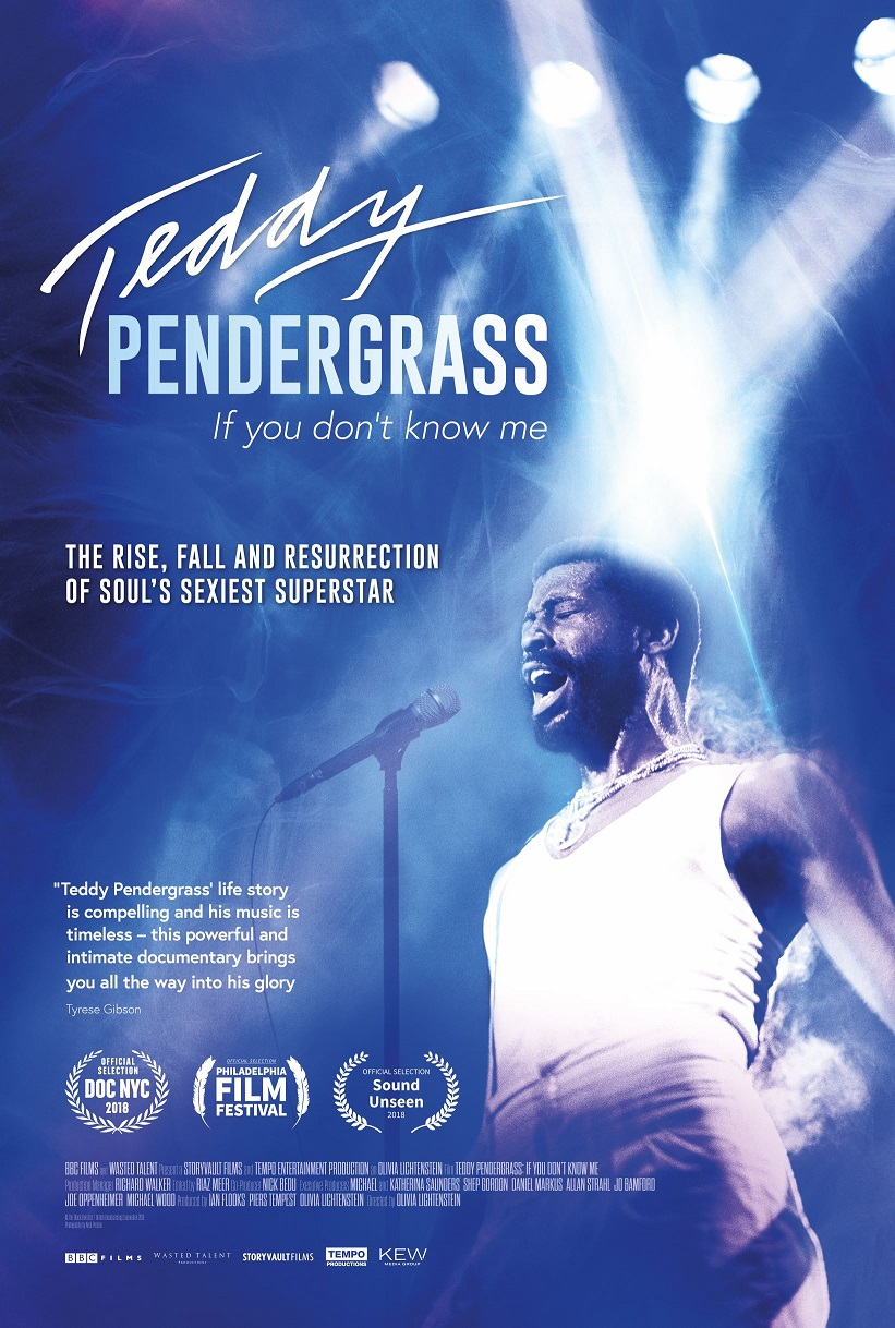 Teddy Pendergrass: If You Don't Know Me poster