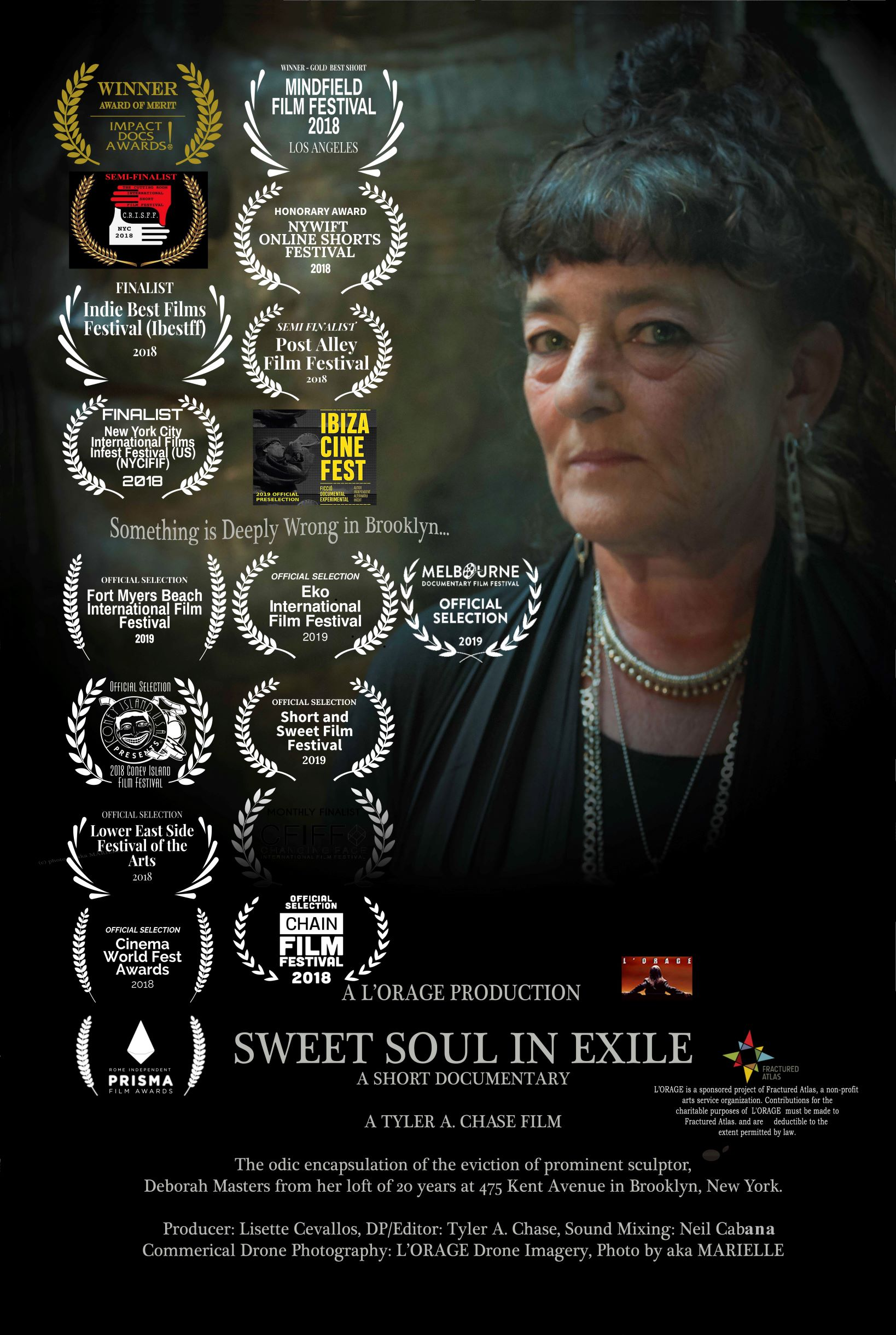 Sweet Soul in Exile poster