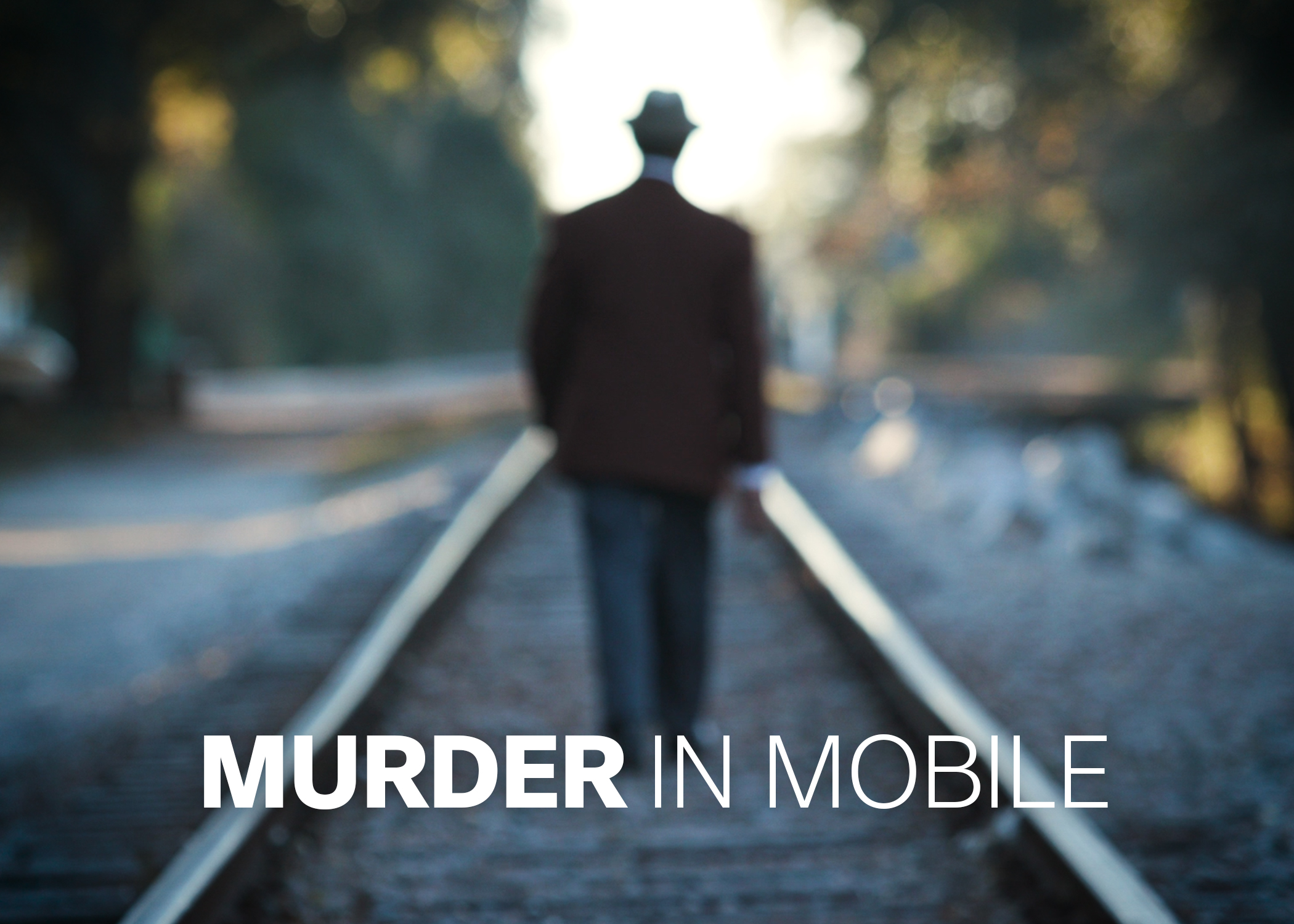 Murder in Mobile poster