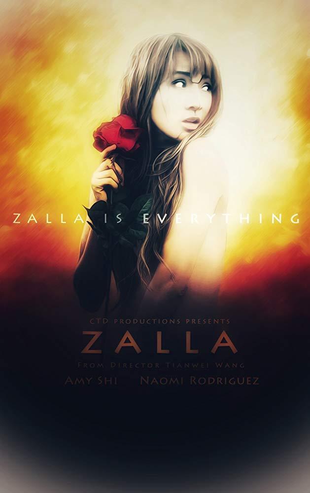Zalla poster