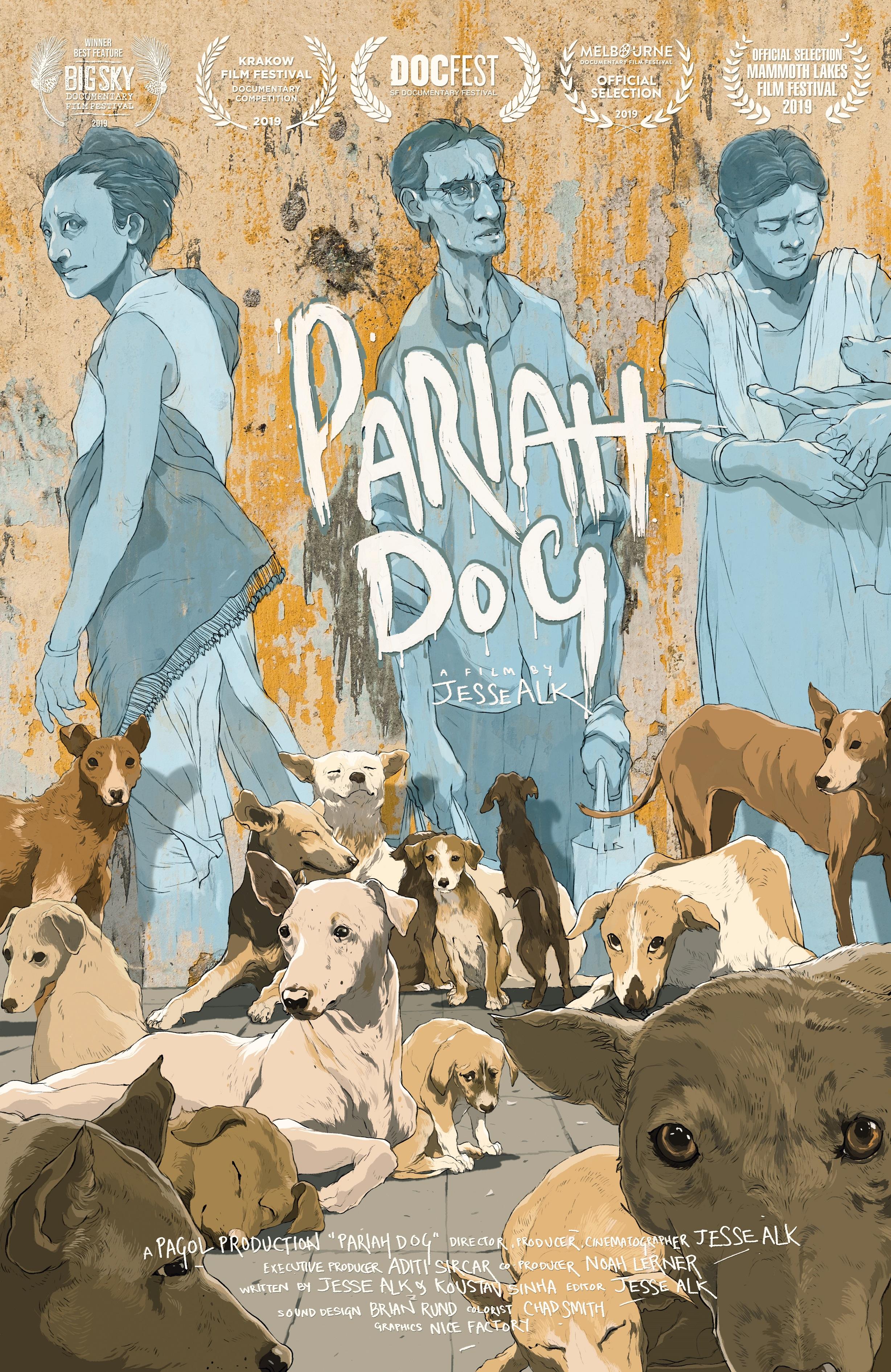 Pariah Dog