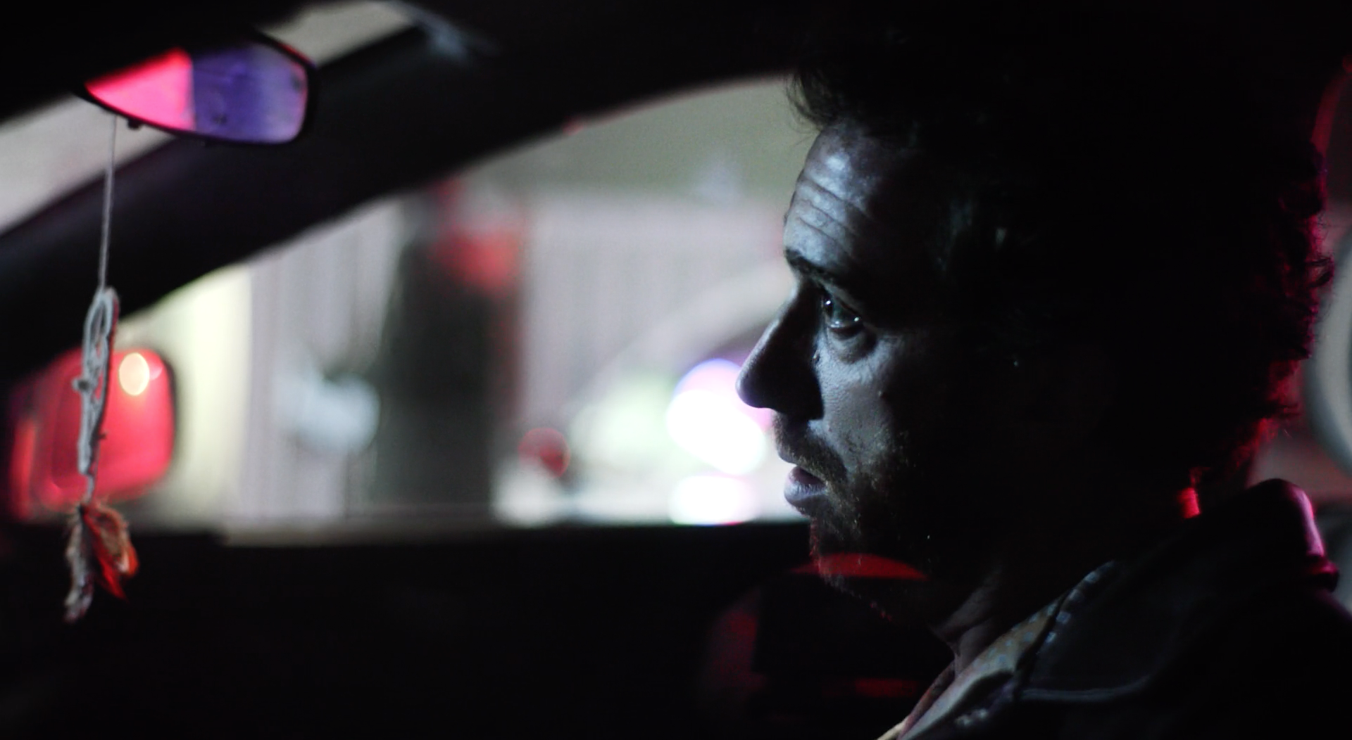 Still of actor Michael Abts as The Driver in Safety Work