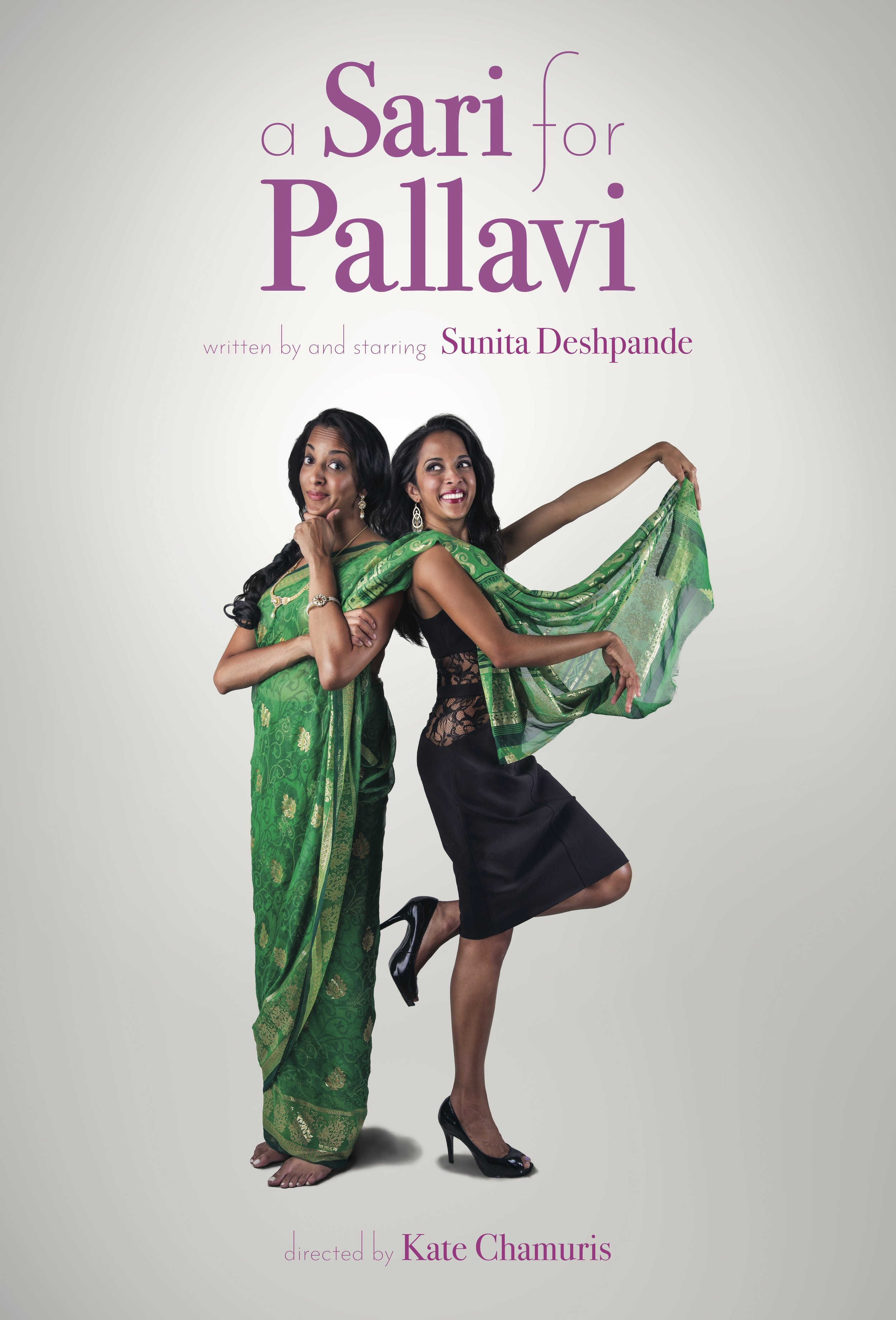 A Sari for Pallavi poster