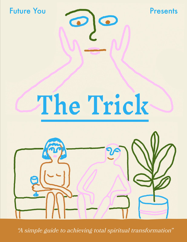 The Trick poster