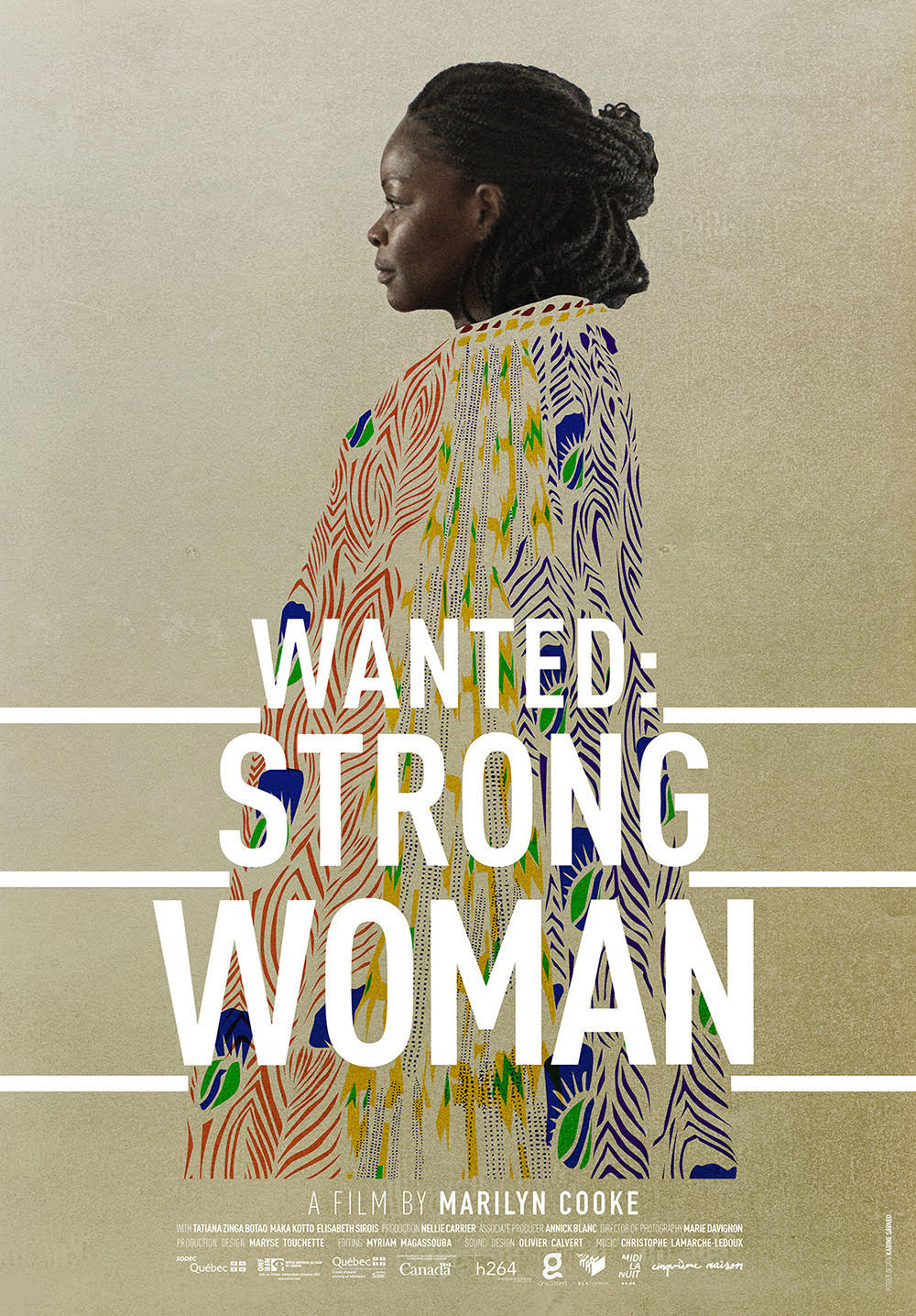 Wanted: Strong Woman