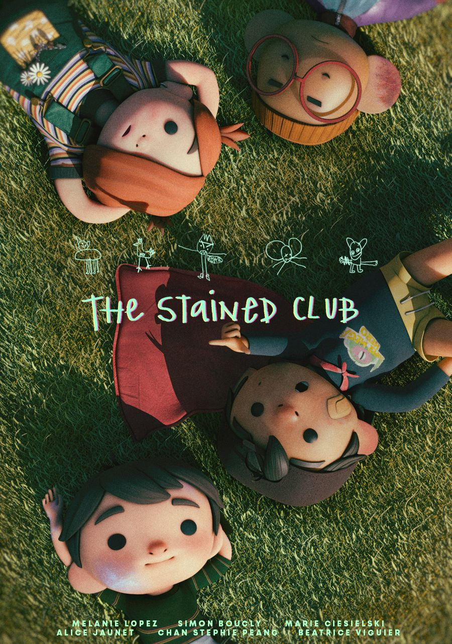 The Stained Club poster