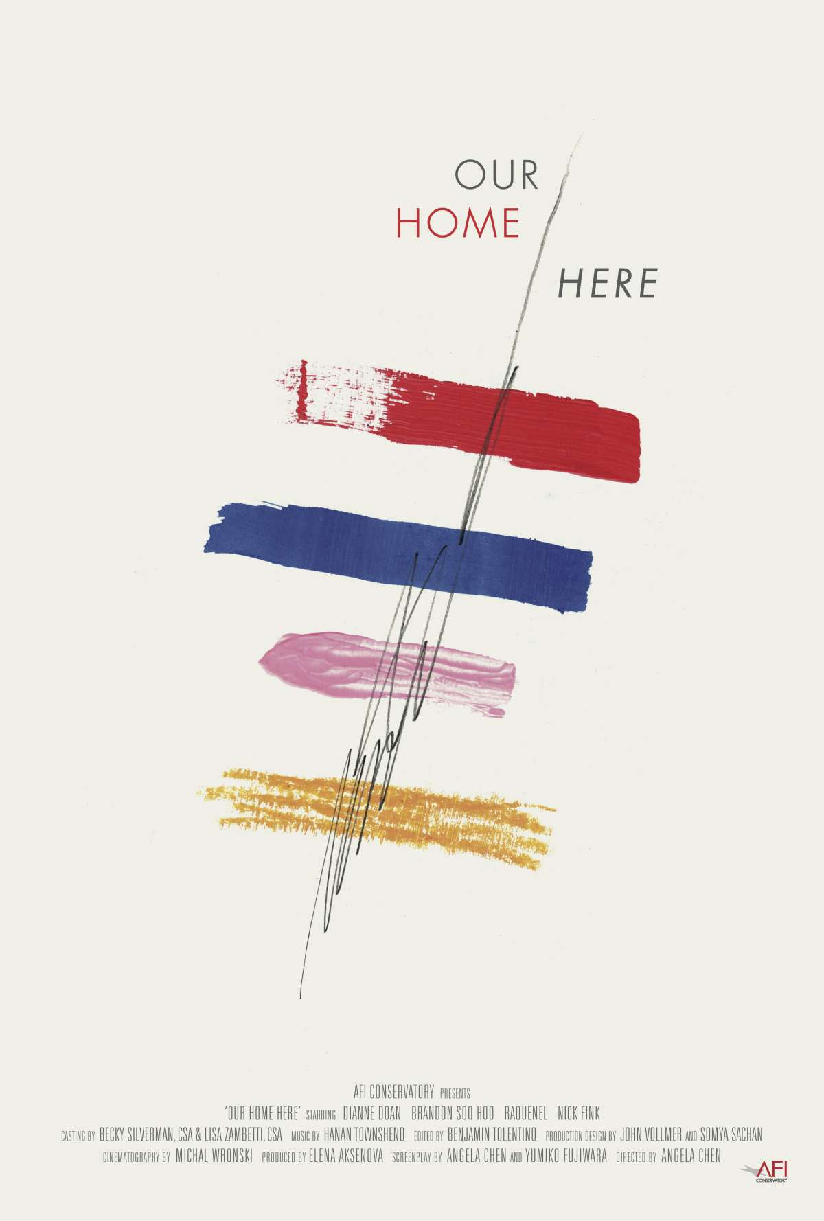 Our Home Here poster