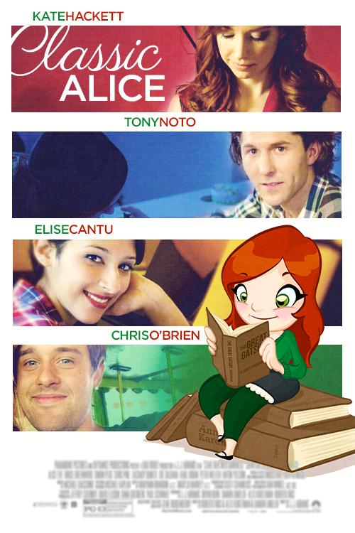 Classic Alice poster