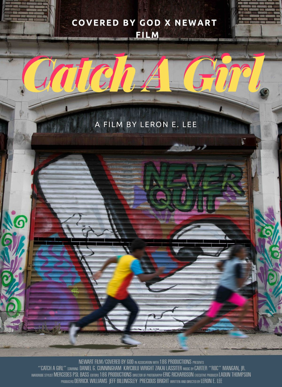 Catch A Girl poster