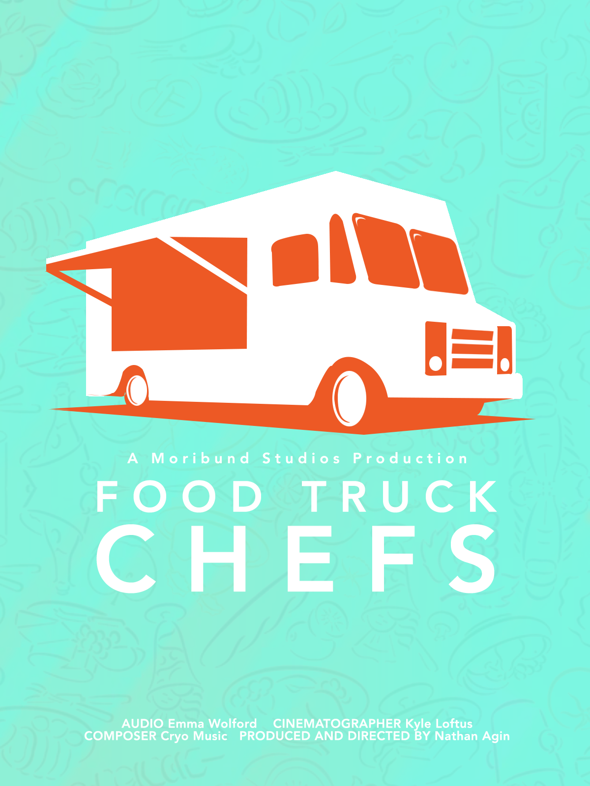 Food Truck Chefs poster