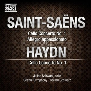 Saint Saens Cello Concerto with Julian Schwarz