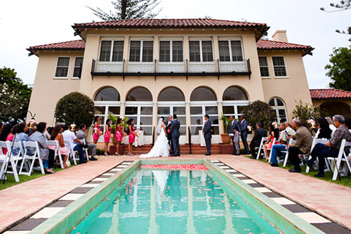 Hui No'eau Visual Arts Center - Maui wedding venue