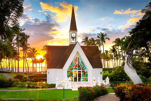 rand Wailea - Maui wedding venue