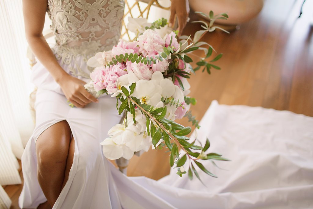 Wedding Bouquet by Petals