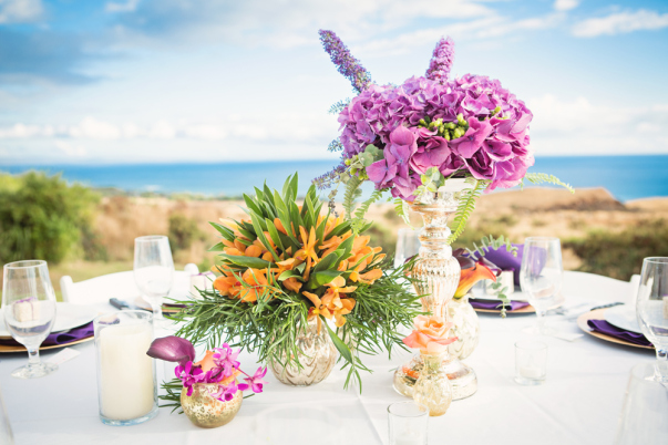 Tropical Island Wedding by Bliss - Maui wedding planners