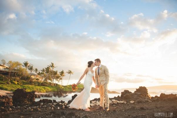 Luxury Maui Wedding at Kukahiko Estate