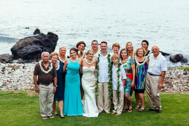 Outdoor Maui Wedding by Bliss
