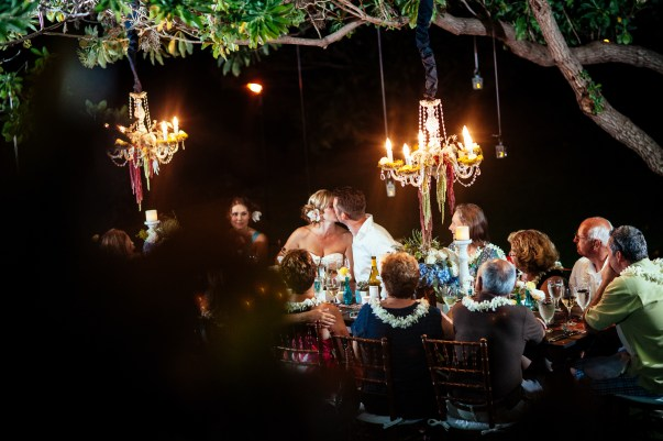outdoor luxury dining - bliss