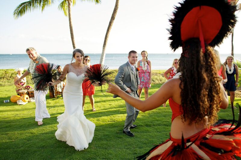 Wedding Hula Dance