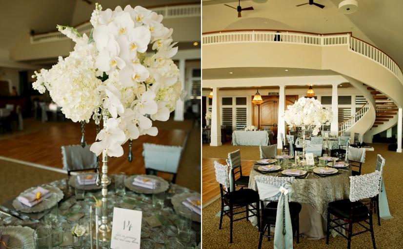 Ivory Wedding Florals