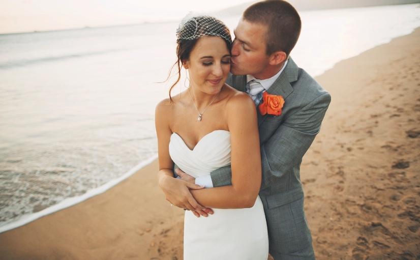 Beach Bridal Bliss
