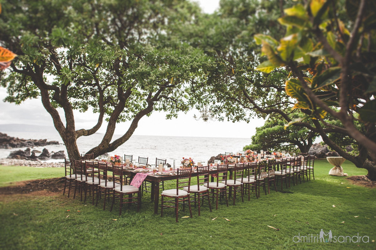 Bliss Wedding Design & Spectacular Events - outdoor dining
