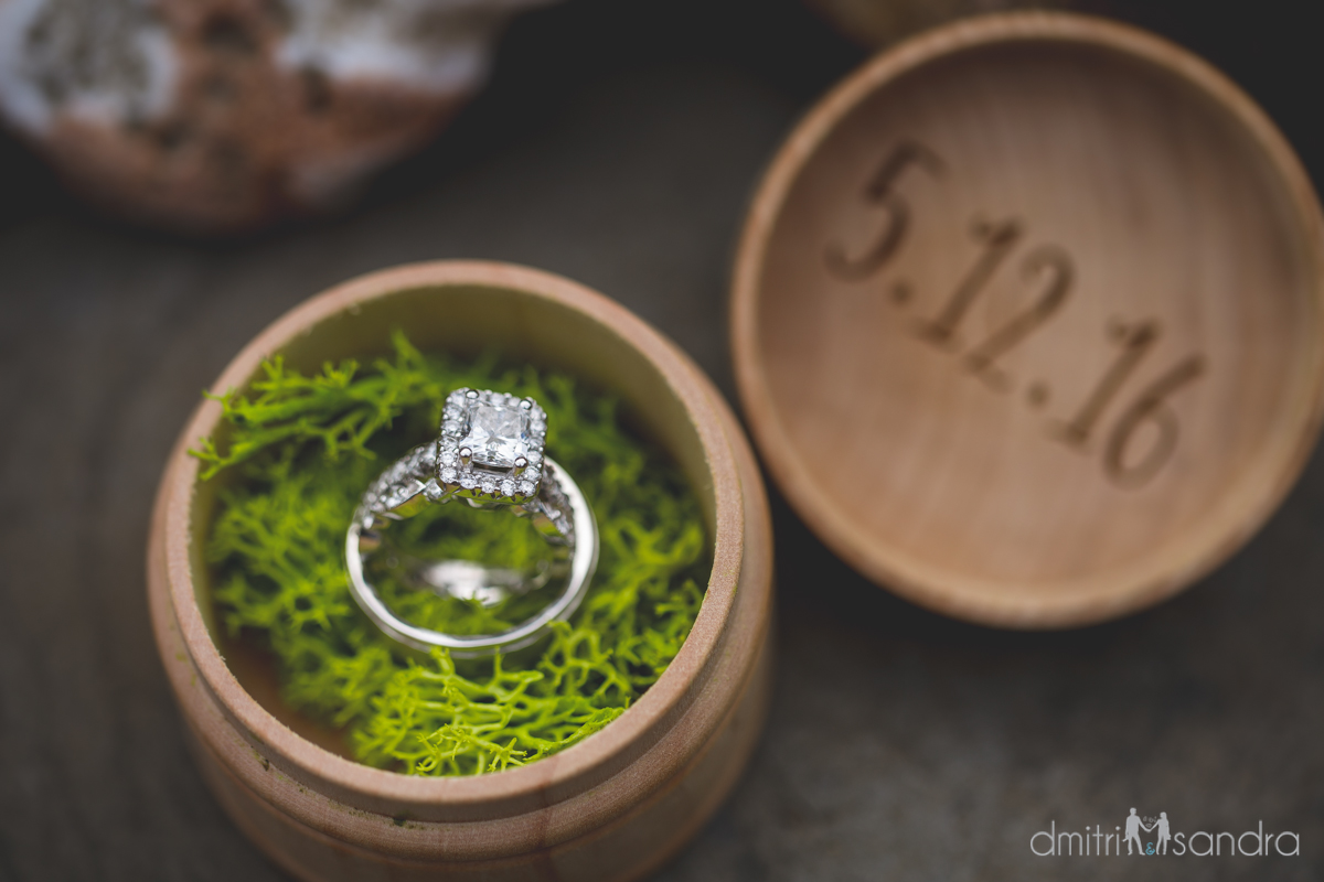 Bliss Wedding Design & Spectacular Events - wedding rings
