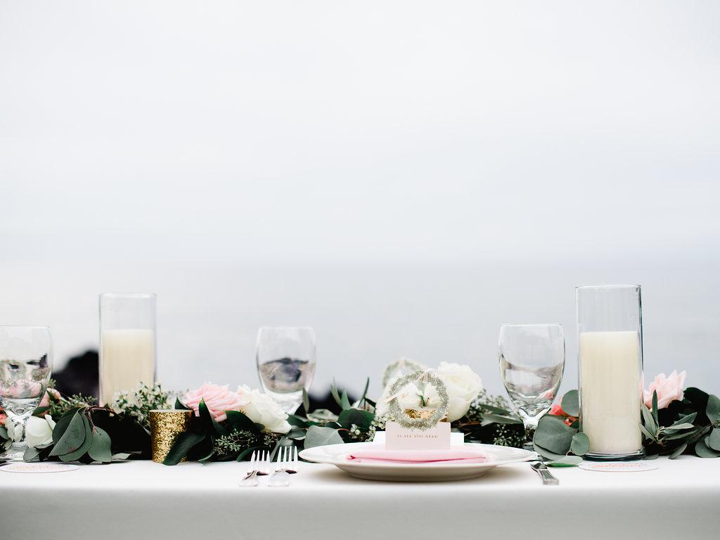 Bliss Wedding Design & Spectacular Events - wedding table