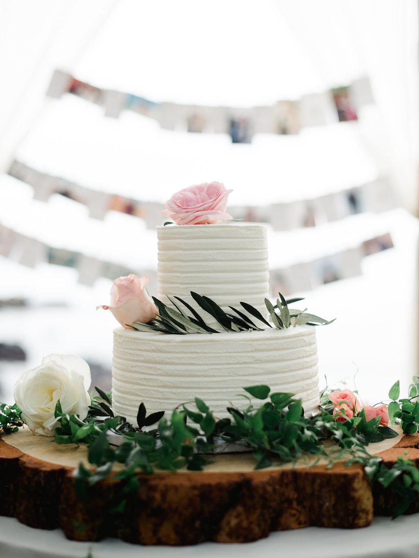 Bliss Wedding Design & Spectacular Events - wedding cake
