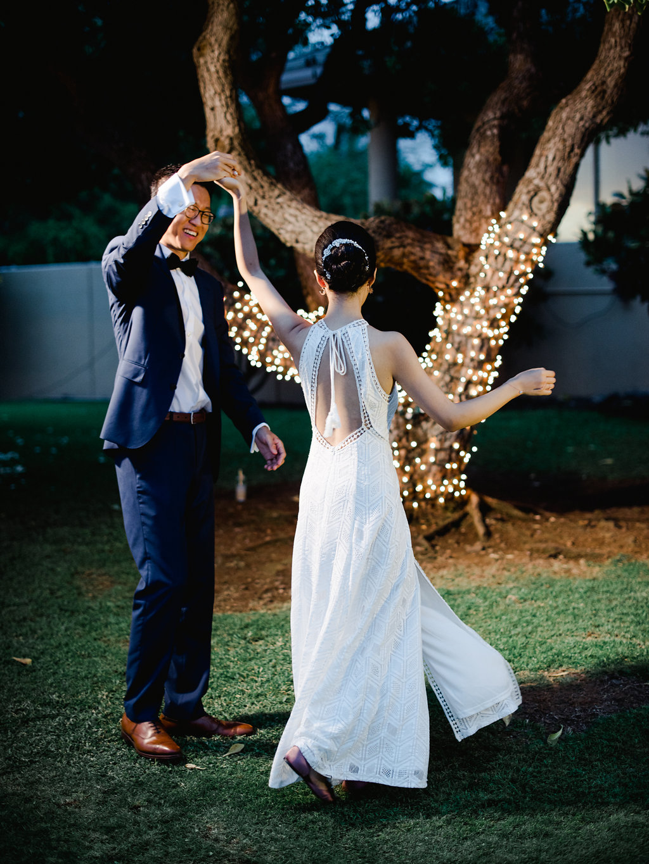 Bliss Wedding Design & Spectacular Events - first dance
