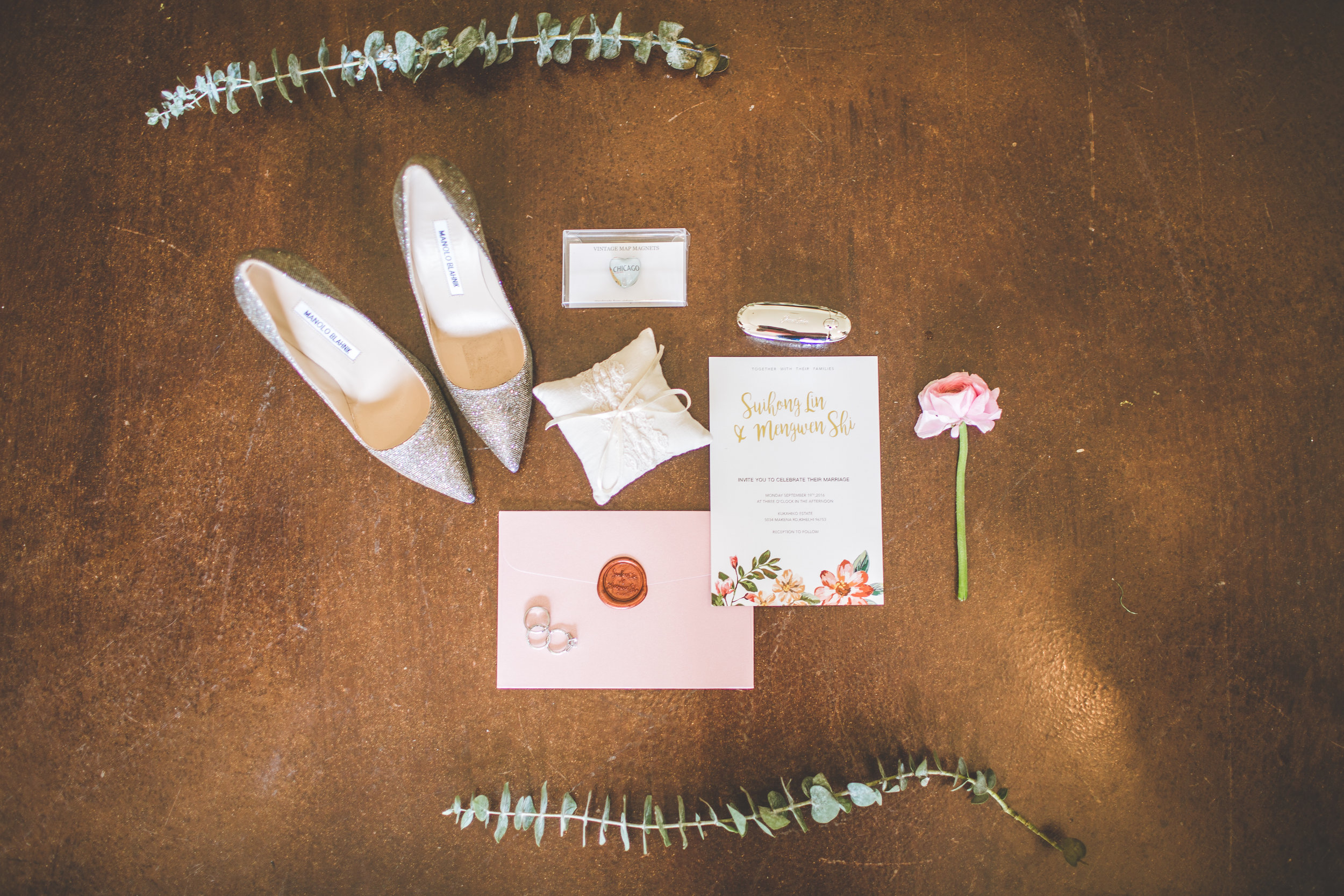 Lush Bliss Maui Wedding - Dmitri and Sandra Photography
