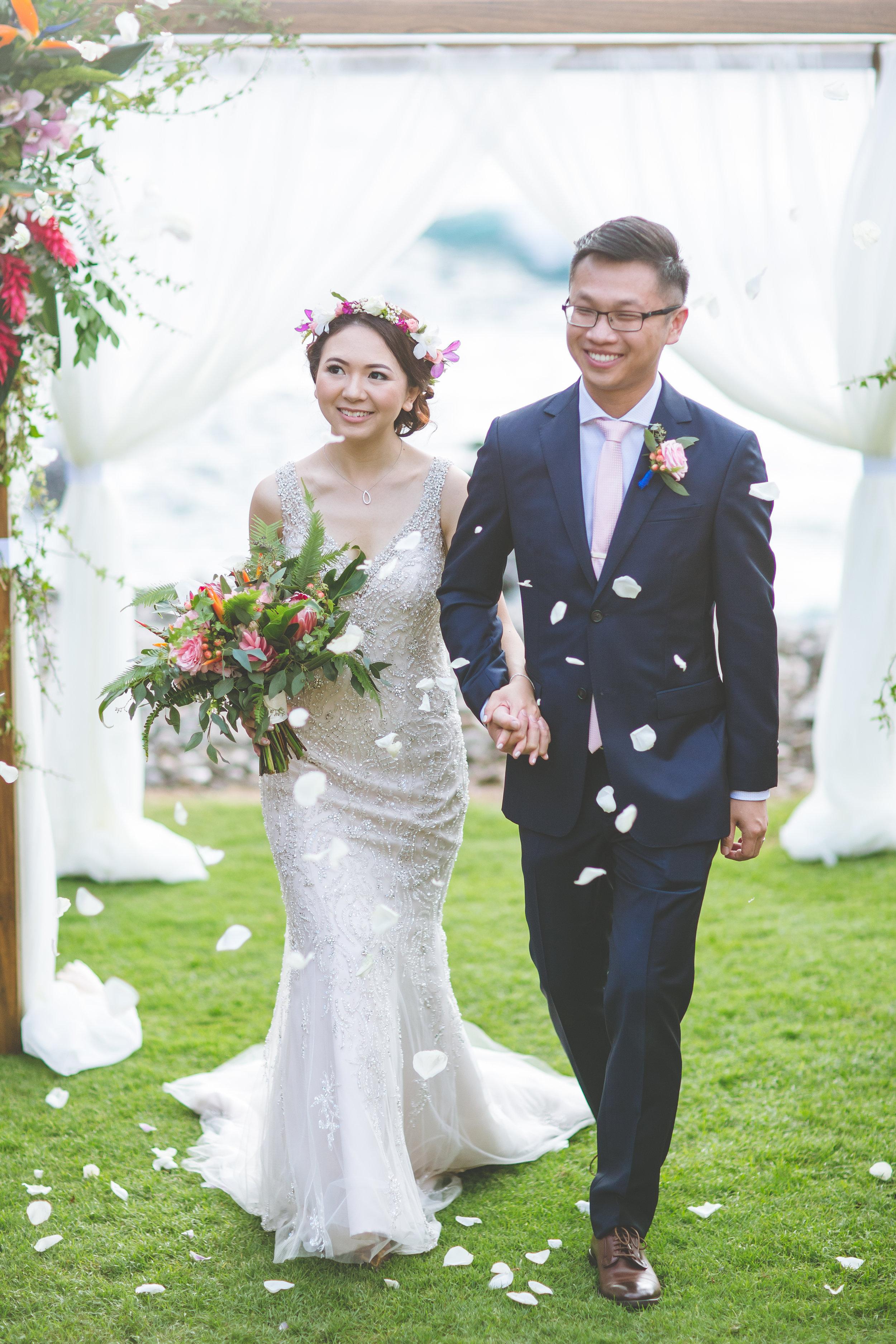 Bliss Maui Wedding - Dmitri and Sandra Photography