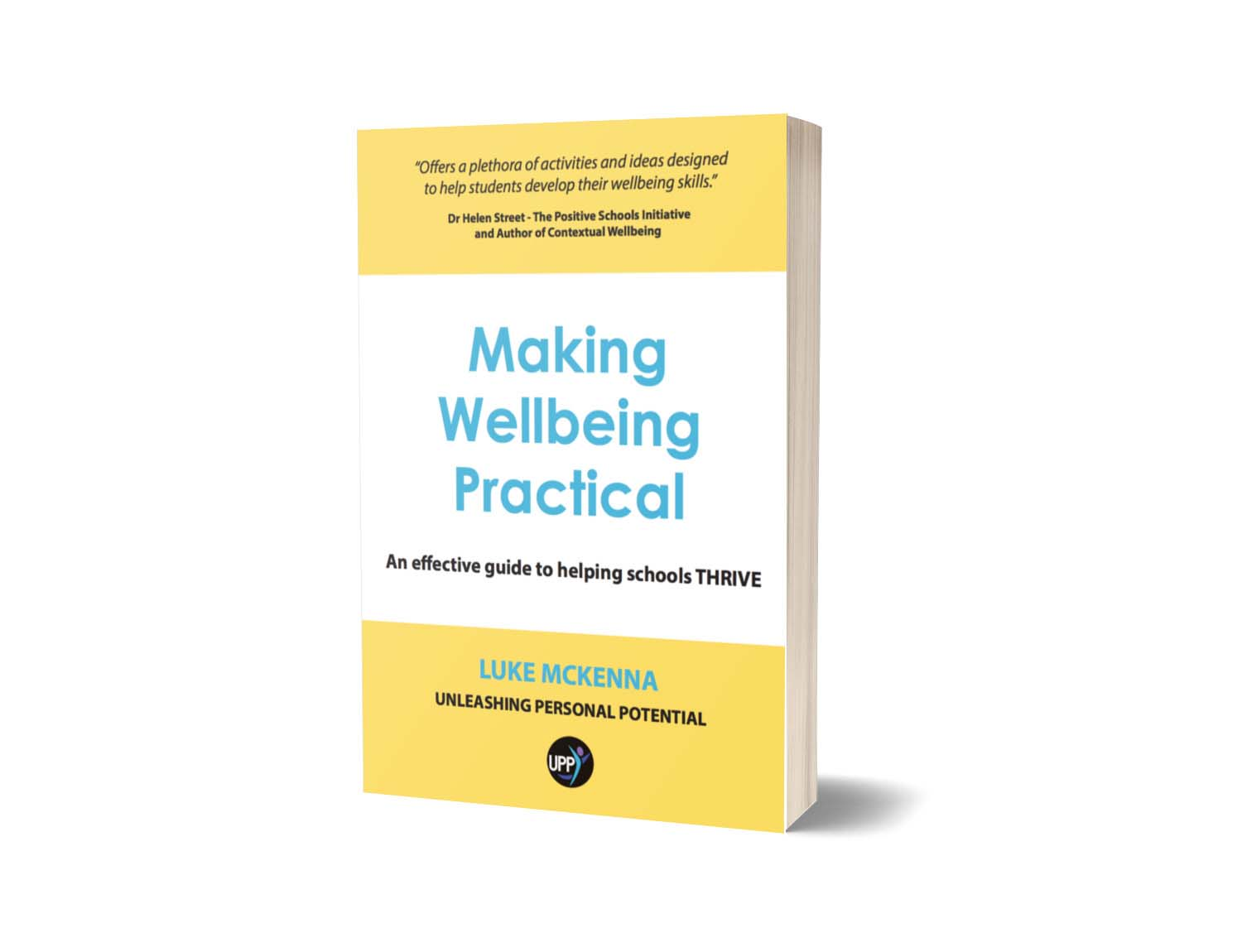 Get the Making Wellbeing Practical Book For Your School