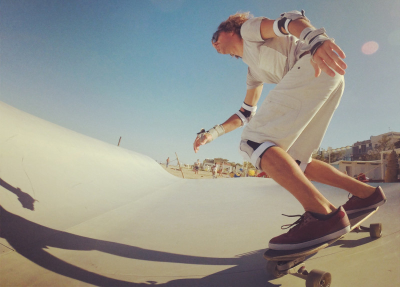 Improve your surfing skill on a solid wave