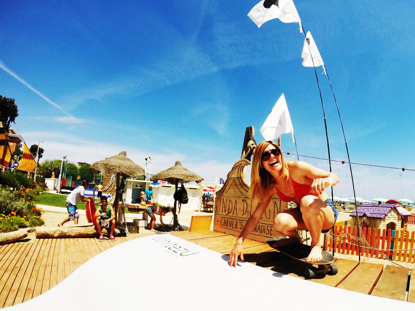 Surfskate Girl Camp