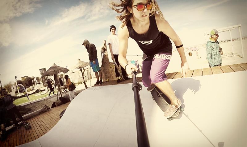 Surfskate Urban Wave Pro Training Model