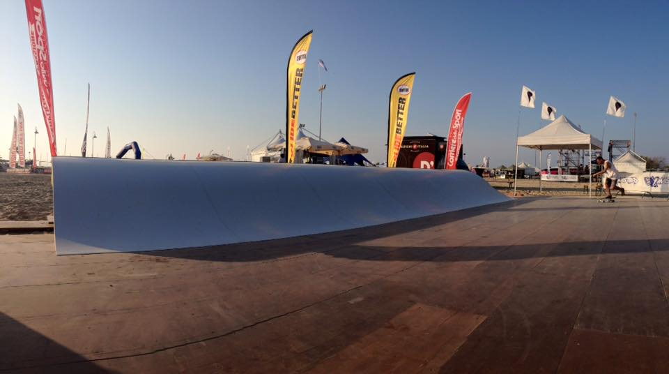 Whitezu Surfskate Wave Backyard - Pescara