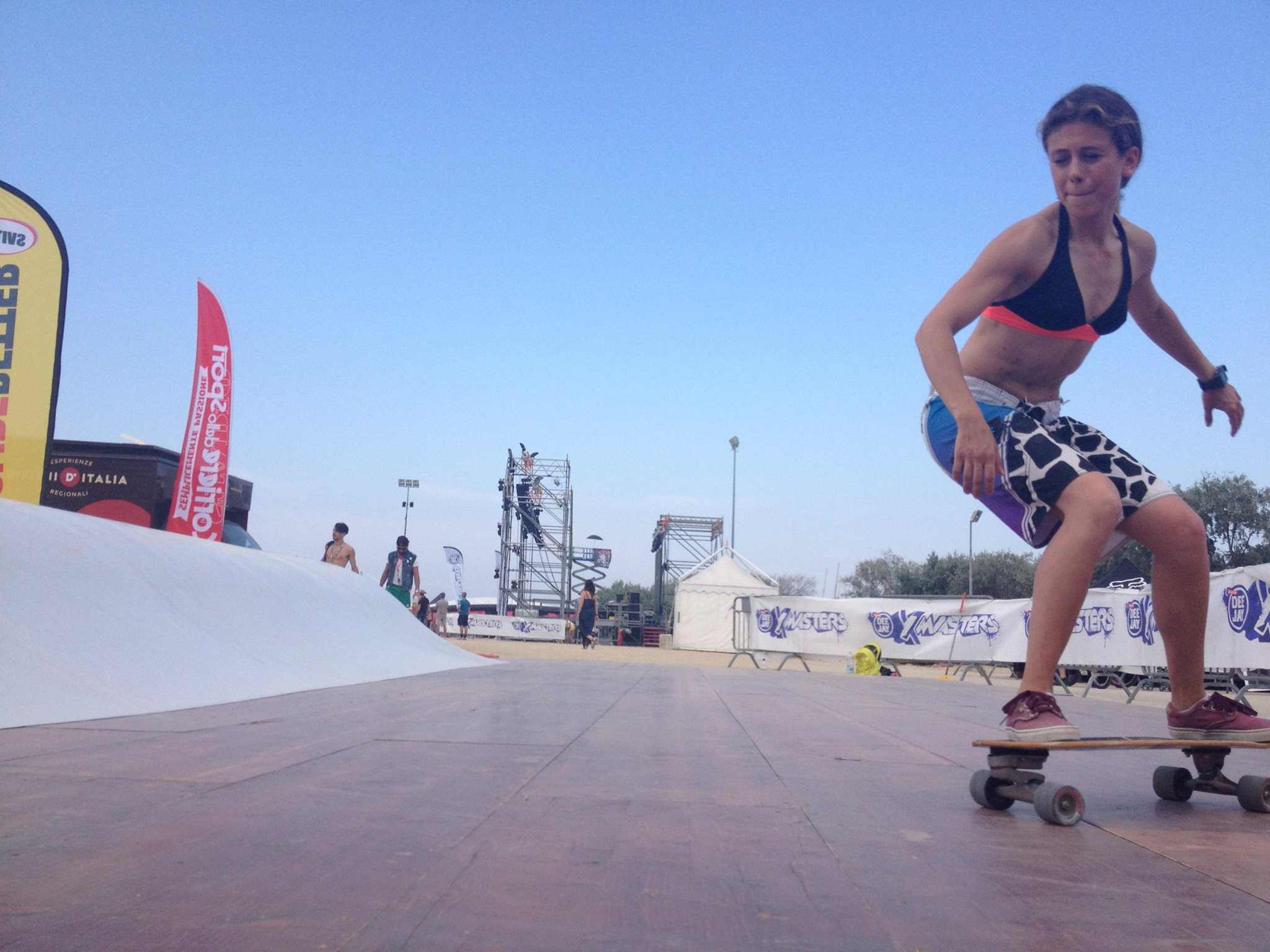 Whitezu Sufskate Wave Backyard - Pescara