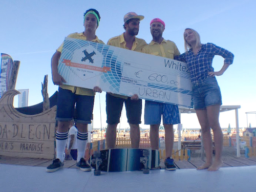 10 maggio 2015   Team Nautica Urban won the first edition of The Style Arena.